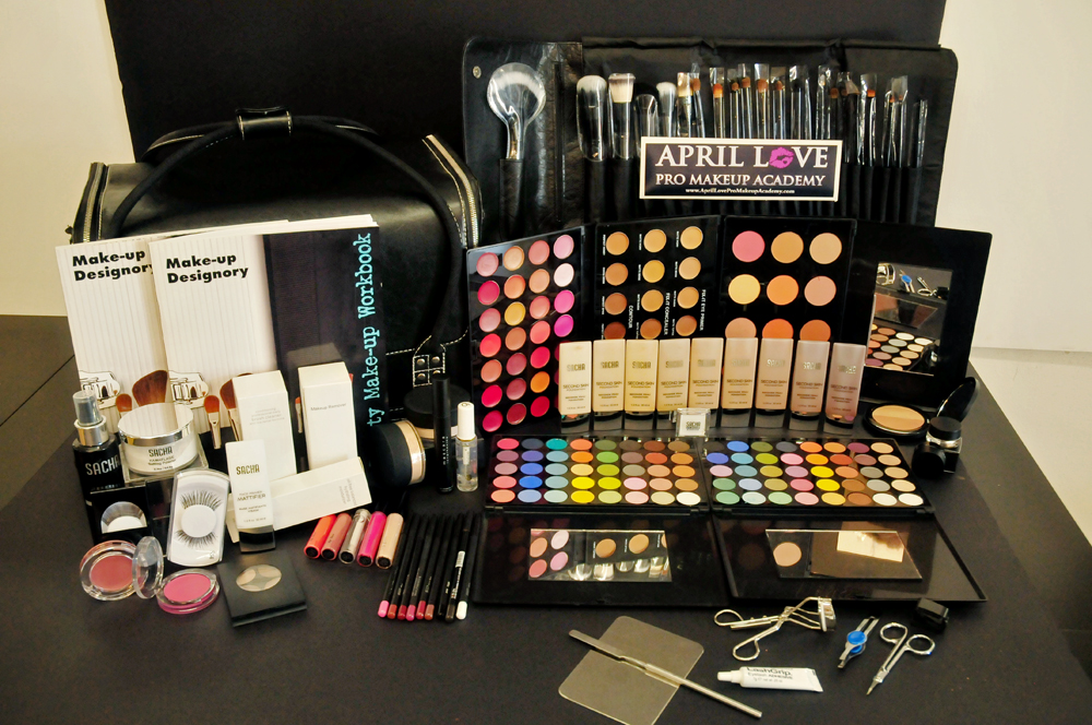 Professional MakeUp Kits - April Love